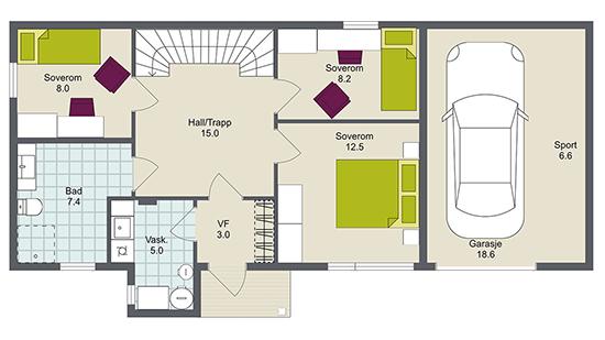 2D floorplans premium
