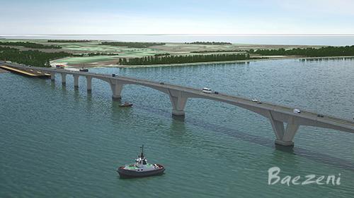 Dinh Vu - Cat Hai Bridge and Highway • (2011)