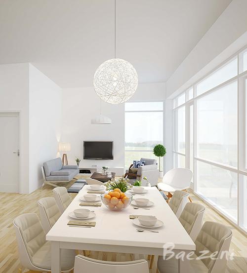 Dining room • (2014)