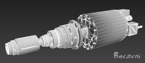 3D Mechanical modeling / visualization • (2012 - 2015)