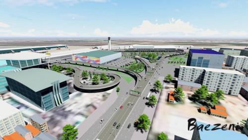 TanSonNhat Airport • (2017)