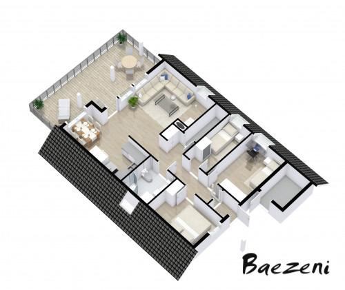 3D FF Roof 3