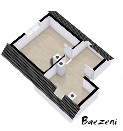 3D UF Roof