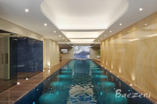 Pembrdige London Swimmingpool