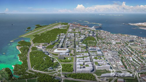 Bodø 100 year vison new city